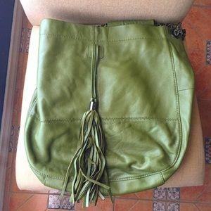 Vince Camuto Jade Green Purse